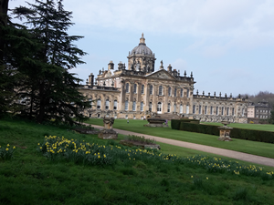 Castle Howard by David Pinney